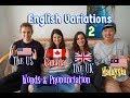 English Variations (Part 2)