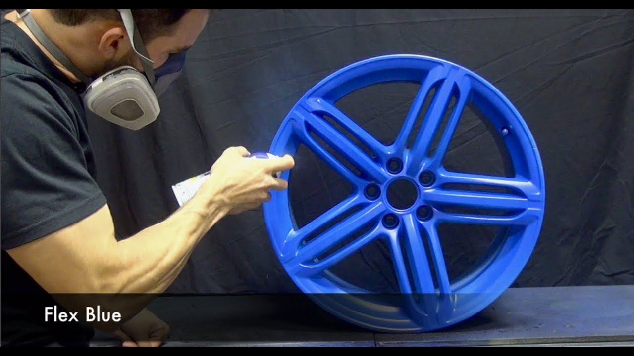 Flex Blue, Black Cherry, Black And Blue Plasti Dip   YouTube
