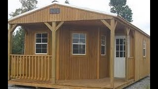 We are getting a TINY HOUSE