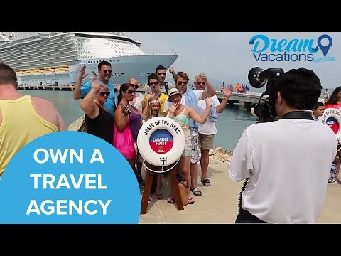 Dream Vacations Franchise Travel Agency Business Opportunity