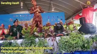 Cover images Seruling kasih #festivalbachok #dikirbarat #anakseni