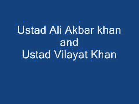 Ustad Ali Akbar Khan and Ustad Vilayat Khan - Raga Puriya Kalyan,Berkley,CA,1978
