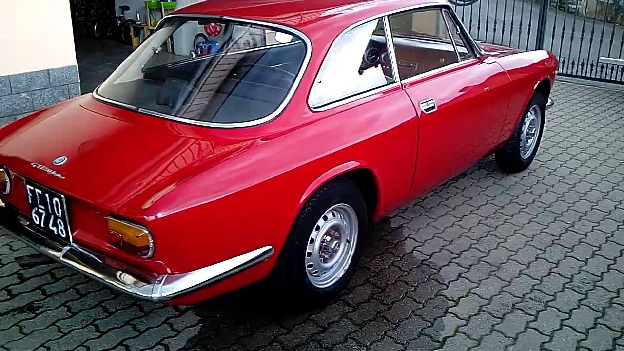 Alfa Romeo Giulia Gt Junior Part 1 In Vendita Youtube