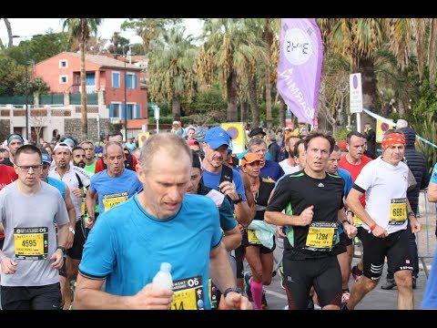 Marathon Nice Cannes 2017 Passage la Salis 3h45