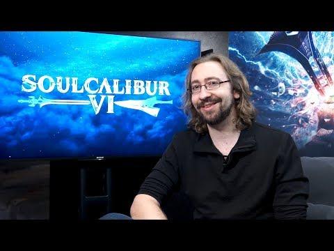 SOULCALIBUR VI - Character Creation Interview ft. Maximilian Dood | PS4, X1, PC