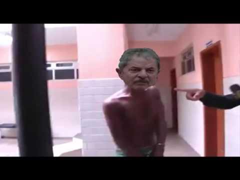 Lula Finalmente Preso Montagem Meme