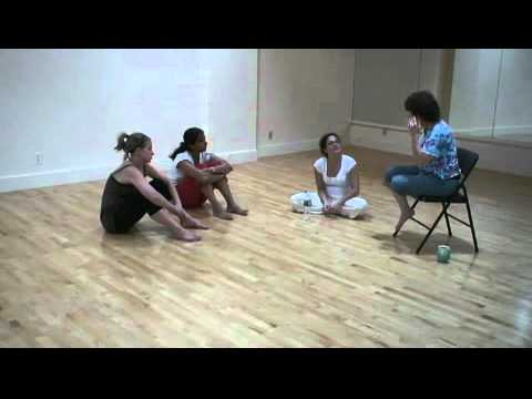 Dance Movement Therapy Class: Movement and Discussion