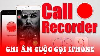 [1001 Tweak]Call Recorder ghi âm cuộc gọi trên iPhone #28 screenshot 5