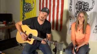 Diamond Rings And Old Barstools - Tim Mcgraw Cover By Bryce Wujek Ft. Kaitlin Wright