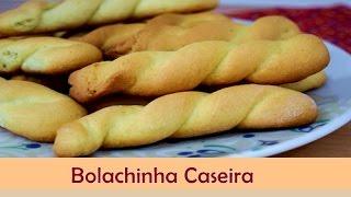 bolachinha caseira simples receita de bolacha simples