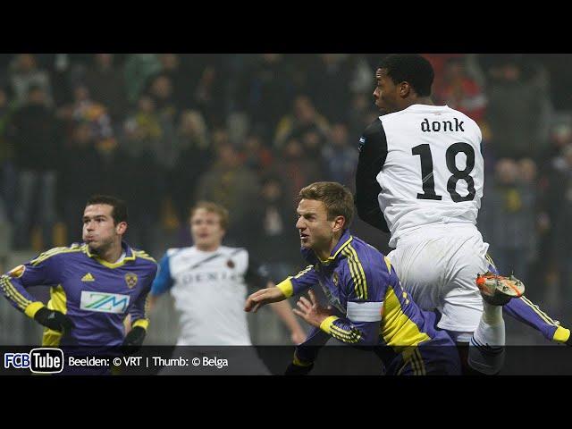 2011-2012 - Europa League - 09. Groep H Match 5 - NK Maribor - Club Brugge 3-4