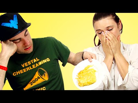 Irish People Taste Test American Casseroles