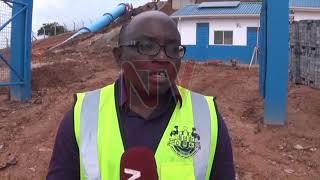 Several residents in Mukono left homeless by pipe burst