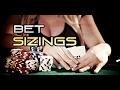 Tamaños de apuesta en el Poker | Estrategia Poker #3