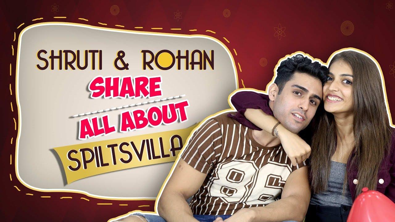 Shruti Sinha And Rohan Hingorani's FIRST Interview On Splitsvilla 11 | EXCLUSIVE | MTV
