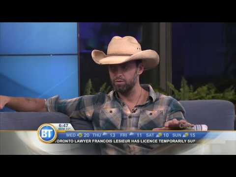 Dean Brody chats about his new album 'Beautiful Freakshow'