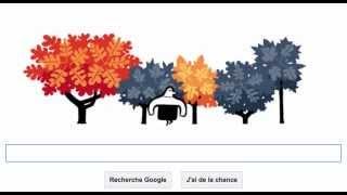 Equinoxe d'Automne 2014 - Doodle Google