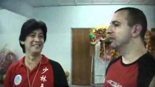 Martial Arts Odyssey: San Da Five Ancestors (Part 1)