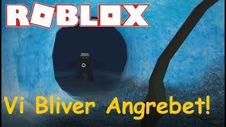 Yetien Angreber Os! || Roblox, Time Travel Adventures || Dansk, Ep 2