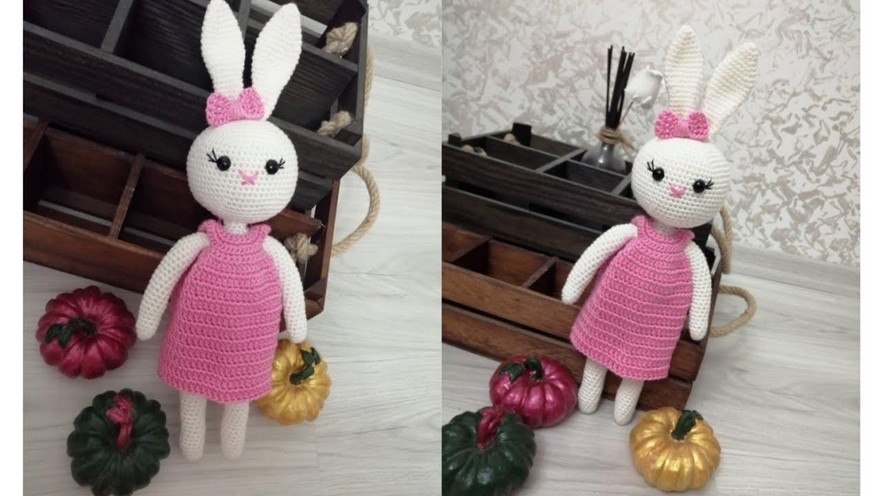 Amigurumi Kolay Tavşan Kulağı Yapılışı