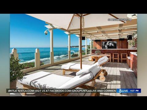 $125 million Malibu home for sale breaks real estate records