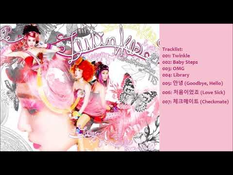 [Full Album] 태티서 (TTS)- Twinkle Mini Album