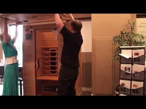 parts for keys infared saunas. Black Bedroom Furniture Sets. Home Design Ideas
