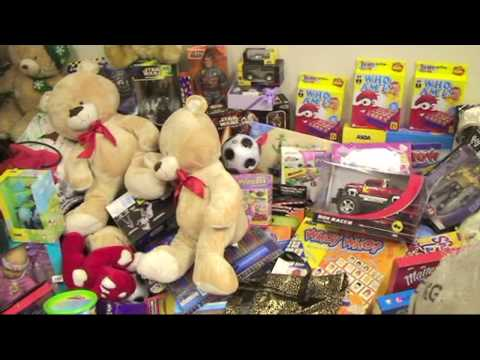 TFM Radio's Cash for Kids Annual Christmas Appeal 2009