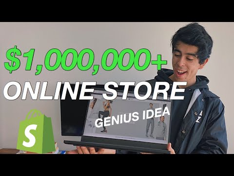 How This GENIUS Shopify Store Makes $1M Per Month thumbnail