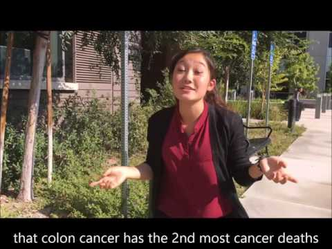 UCI Summer Healthcare Experience 2016 Colon Cancer Song