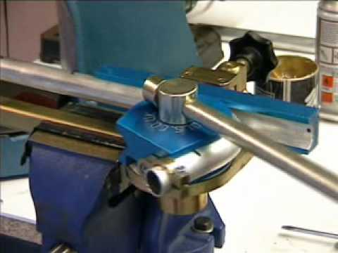 Useful Tools Mandrel Tube Bender Mk 3 Youtube