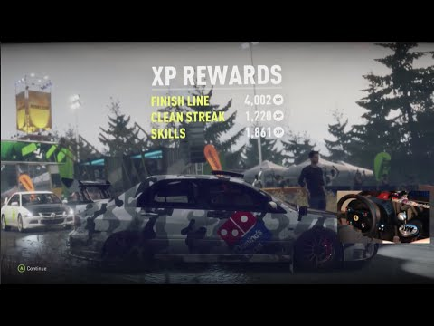 Forza Horizon 2 - Storm Island LP Ep2 - Dominos Lancer Pizza Rally Express -