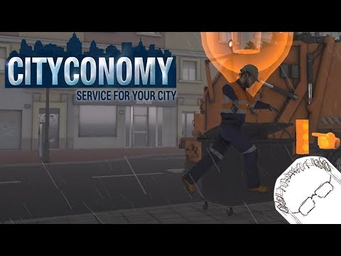 CITYCONOMY Service for your City   Moonwalking out the Trash  