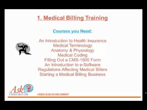 Course 1 - Is Medical Billing Right For Me?