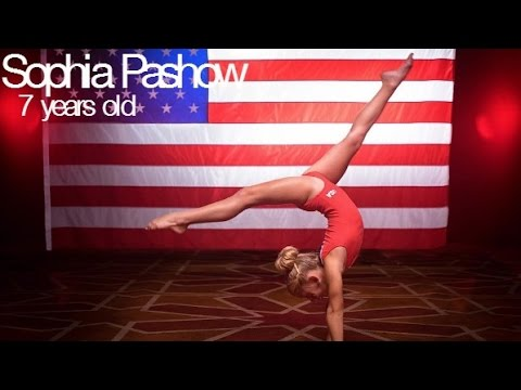 91 Year Old Gymnast Little Big Shots