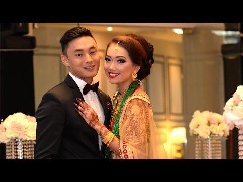 NEPALI WEDDING VIDEO KRISHNA JASMEE