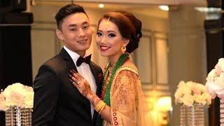 NEPALI WEDDING VIDEO KRISHNA & JASMEE
