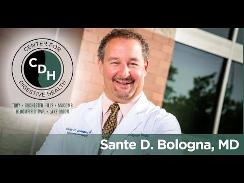 Sante D. Bologna, MD FACP - The Center For Digestive Health