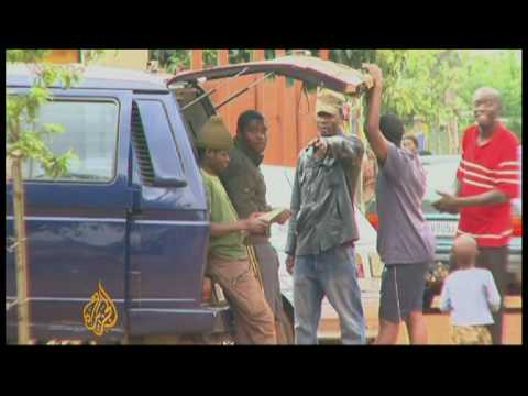South Africa wracked by racist attacks - 08 Oct 09