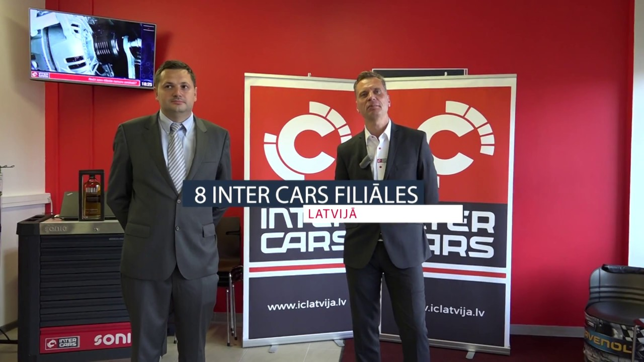 Inter Cars Filiale Jelgava Youtube