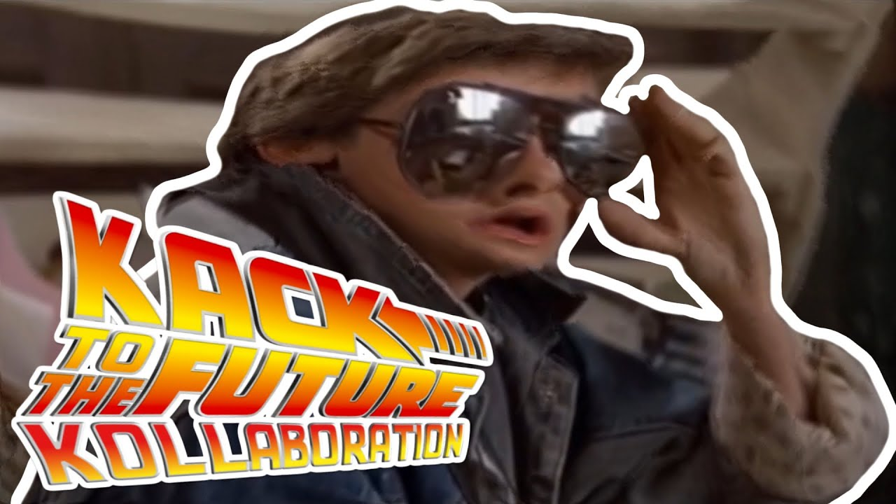 YouTube Kacke | KACK TO THE FUTURE [Pikminze YTK Parodie]
