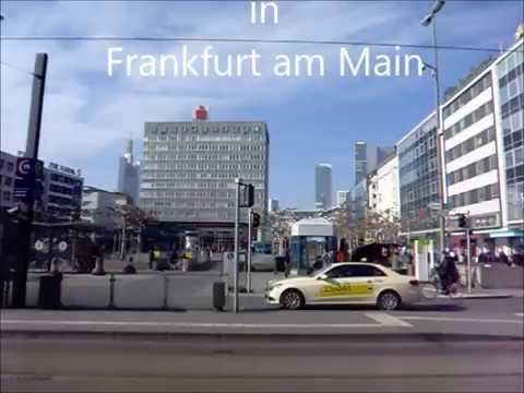 Rund um die Zeil in Frankfurt am Main