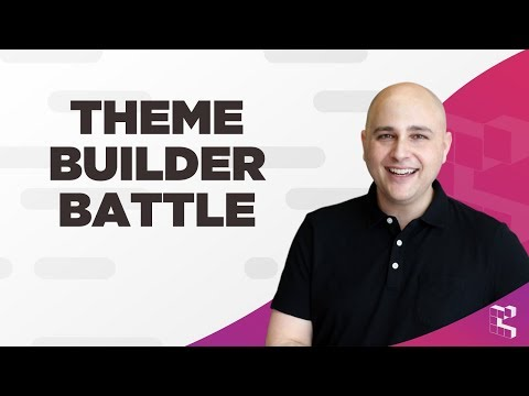 WPCrafter Live: Comparing 5 Theme Builders, Beaver, Divi, Elementor, & Now Thrive Architect