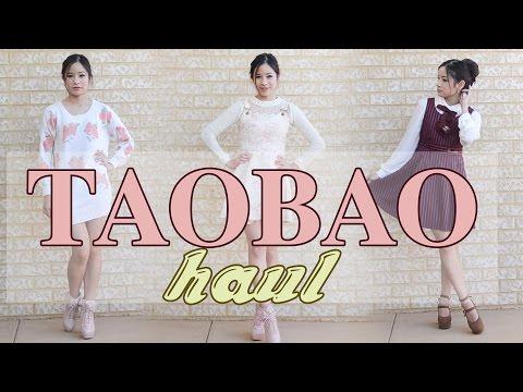 Taobao Haul - Fake Liz Lisa Clothes   Shopping on Taobao