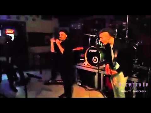 Discolabirinto live - Tributo Subsonica MICROCHIP