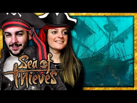 ON COULE UN BATEAU ! | SEA OF THIEVES COOP FR