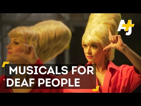 Making Music Fun For Deaf People