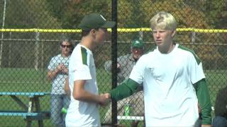 Division 2 Boys Tennis Regional - Forest Hills Northern vs. Forest Hills Central