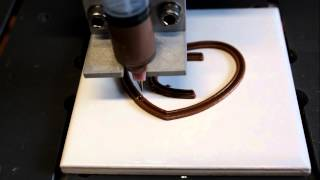 3D Chocolate Printer.mp4