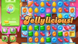 Candy Crush Jelly Saga Level 617 - NO BOOSTERS